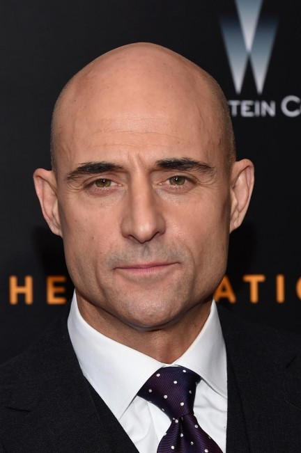 Mark Strong At An Event For The Imitation Game Large Picture Mark Strong