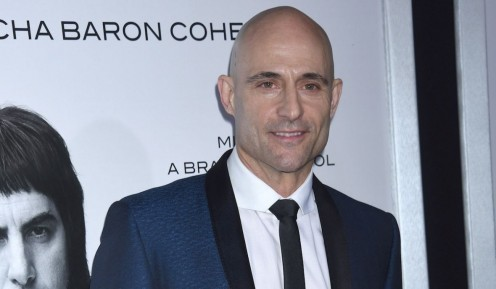 Mark Strong Deep State Fox Serial Mark Strong