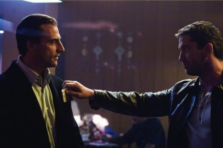 Still Of Gerard Butler And Mark Strong In Rocknrolla Large Picture