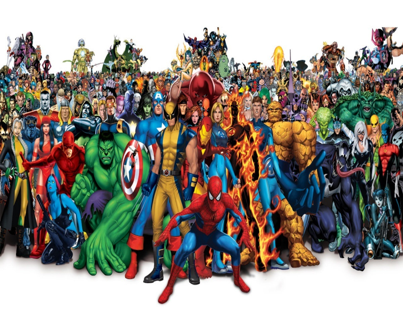 Marvel Comics Comics