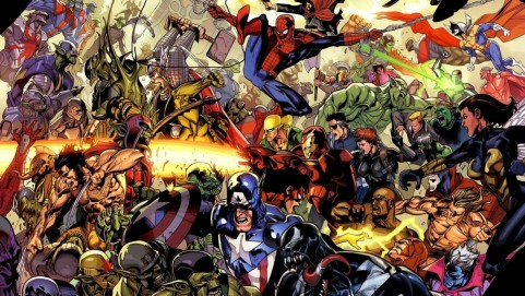 Marvel Heroes The Avangers Wallpapers Wallpaper