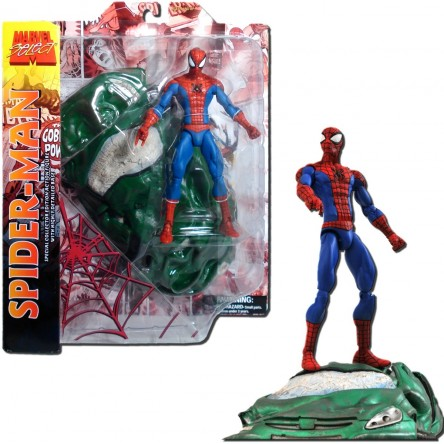 Marvel Select Spider Man