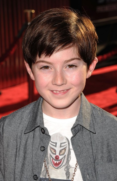 Mason Cook In Real Steel Large Picture