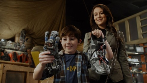Still Of Alexa Penavega And Mason Cook In Spy Kids All The Time In The World In Large Picture Wallpaper