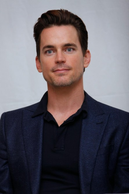 Matt Bomer At Magic Mike Xxl Press Conference Matt Bomer