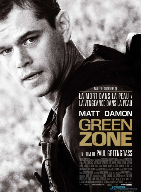 Green Zone Affiche France Films