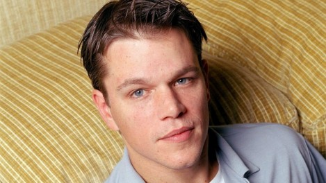 Matt Damon Face Eyes Actor Hd Wallpaper Matt Damon