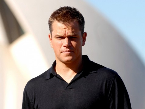 Matt Damon Matt Damon