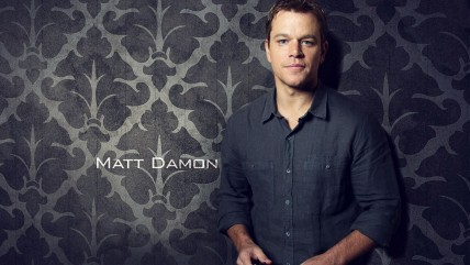 Matt Damon Wallpaper Ultra Hd Matt Damon