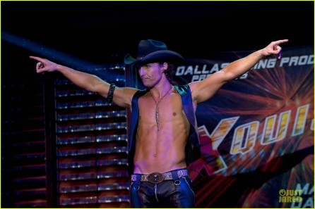 Magic Mike Still Movies Body