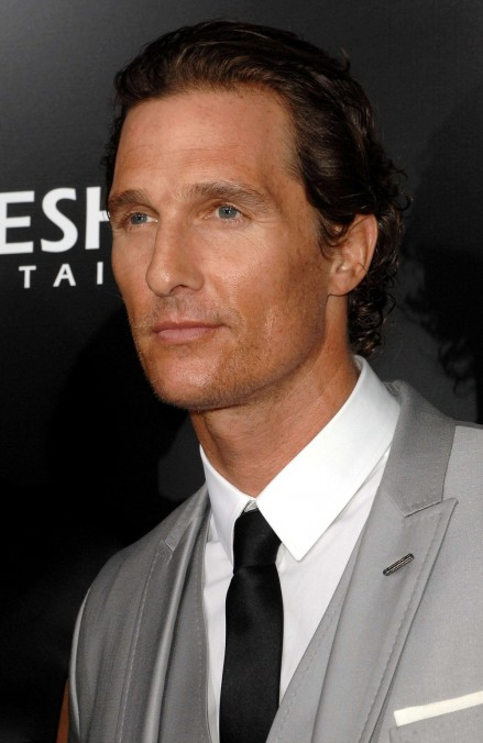 Matthew Mcconaughey Fifty Shades Of Grey