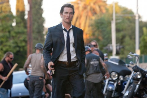 Still Of Matthew Mcconaughey In The Lincoln Lawyer Large Picture Matthew Mcconaughey