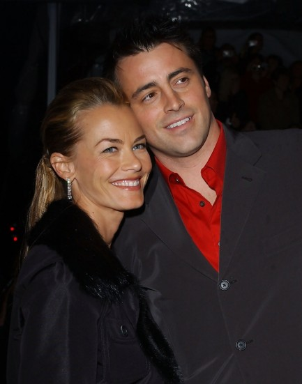 Melissa Mcknight Matt Leblanc St Annual Lbihuibamcyx Fashion