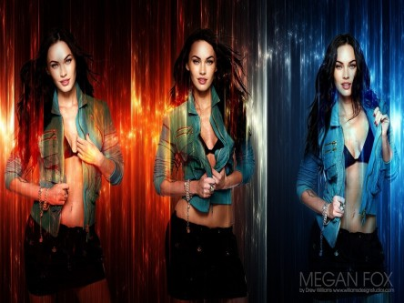 Megan Fox Backgrounds Wallpaper Wallpaper