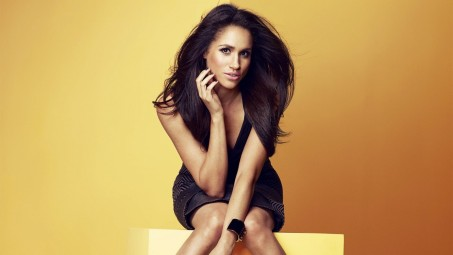 Meghan Markle As Rachel Zane Meghan Markle