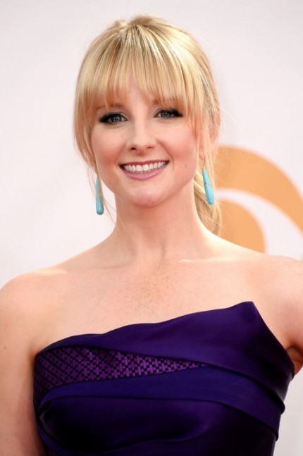 Melissa Rauch At Th Annual Primetime Emmy Awards In Los Angeles