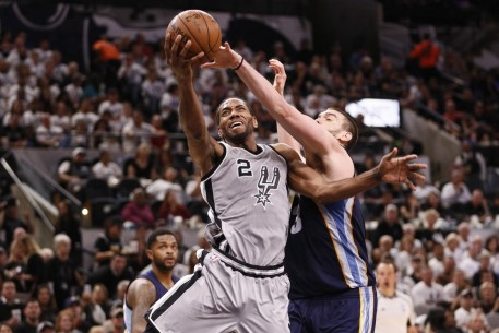 Nba Playoffs Memphis Grizzlies At San Antonio Spurs Memphis Grizzlies