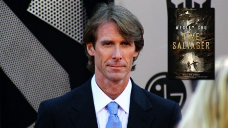 Michael Bay To Direct Sci Fi Thriller Time Salvager