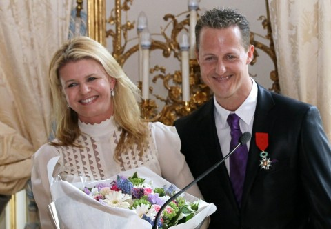 Details Revealed About Care Michael Schumacher Receiving Home Wife Corinna Dedicated Team Michael Schumacher