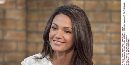 Lan Ape Uktv Michelle Keegan This Morning Michelle Keegan
