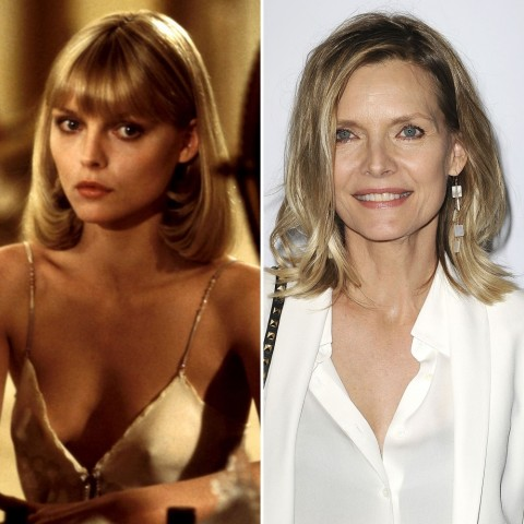 Michelle Pfeiffer Scarface Michelle Pfeiffer
