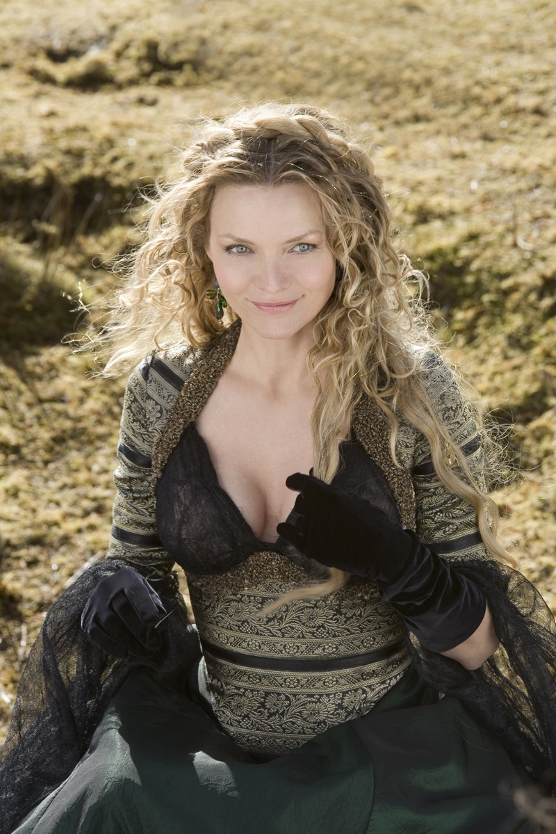 Stardust Movie Image Michelle Pfeiffer Plays The Evil Witch Lamia Movies