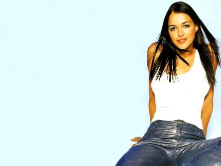 Michelle Rodriguez Hd Desktop Wallpaper