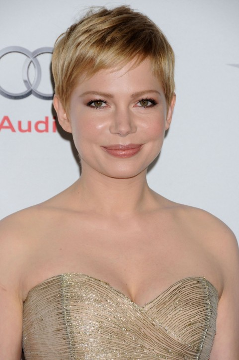 Michelle Williams At My Week With Marilyn Premiere In Hollywood