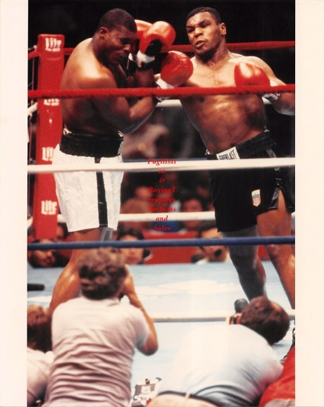 Boxing Photo Mike Tyson Vs Reggie Gross Gif Mike Tyson