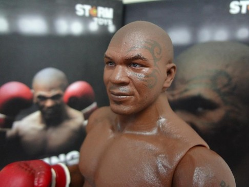 Figura Mike Tyson King Of Boxing Storm Toys Hot Toys Nq Np Mlb Mike Tyson