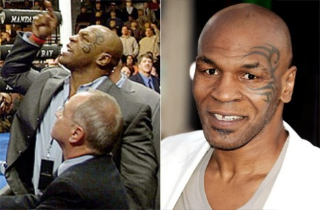 Gal Rb Mike Tyson
