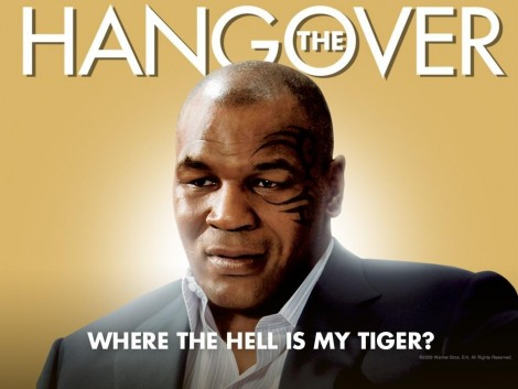 The Hangover Mike Tyson