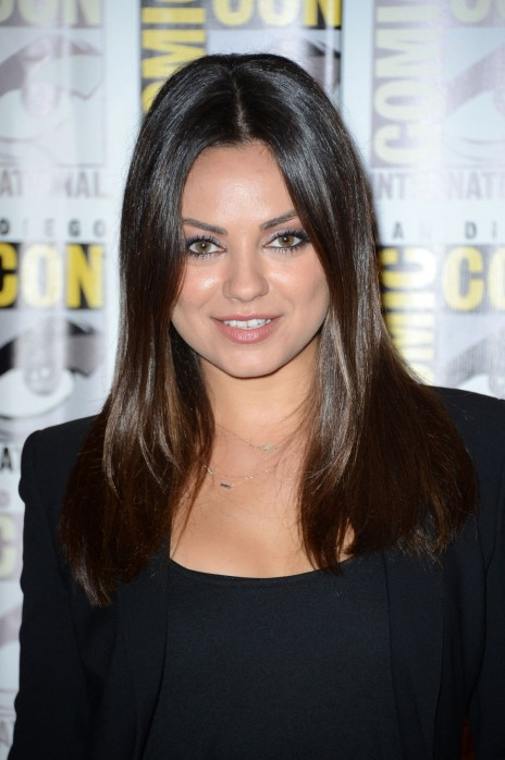 Mila Kunis At Oz The Great And Powerful At Comic Con In San Diego