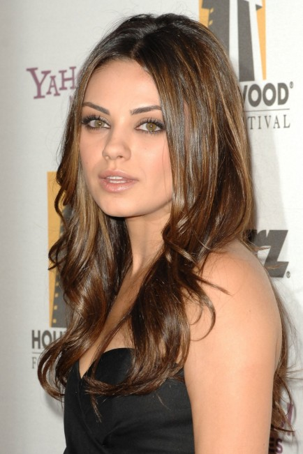 Mila Kunis Hollywood Actress Beautiful Photo Gallery Hot