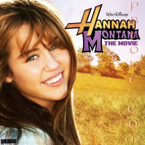 Hannah Montana Miley Cyrus The Movie Retail Cd Front Wallpaper Latest Hot Other Movies