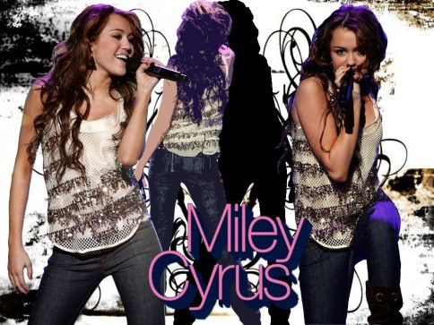Miley Cyrus Celebrity Contests Wallpaper