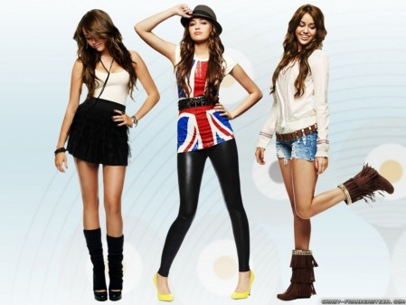 Miley Cyrus Fashion Wallpapers Miley Cyrus