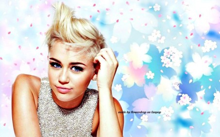 Miley Cyrus Hairdressing Fashion Style Desktop Fashion