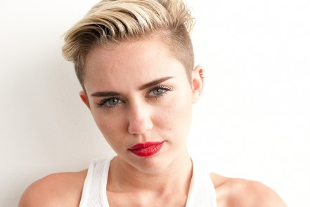 Miley Cyrus Photoshoot By Terry Richardson September Wrecking Ball