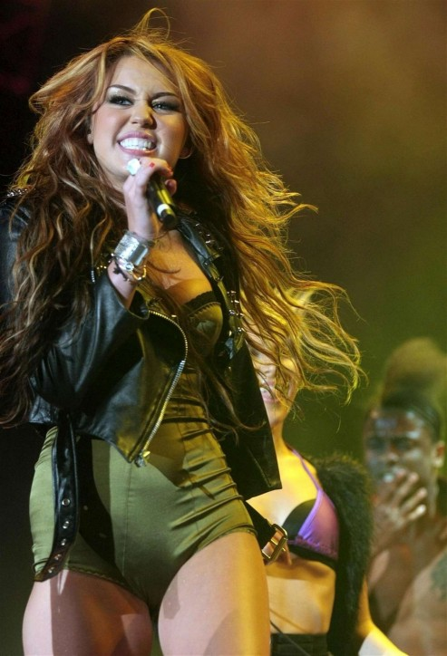 Miley Cyrus Rock In Rio Music Festival In Lisbon Photos Music
