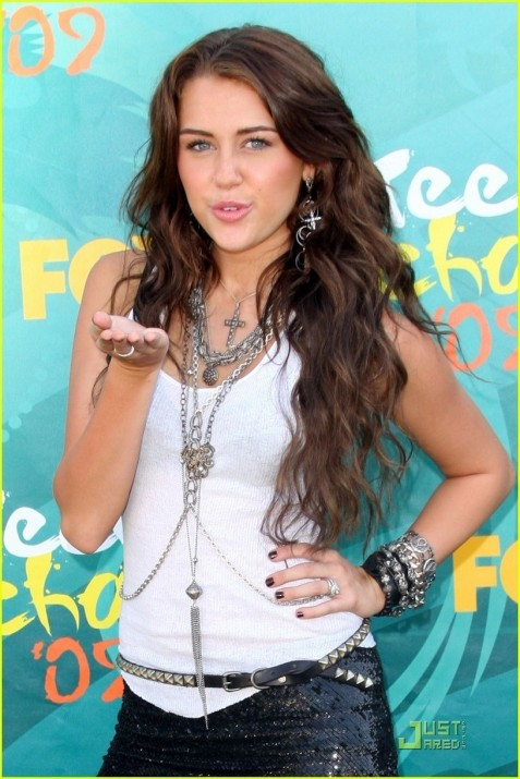 Miley Cyrus Tca Miley Cyrus Hot