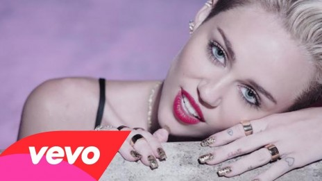 Miley Cyrus Vevo Hot