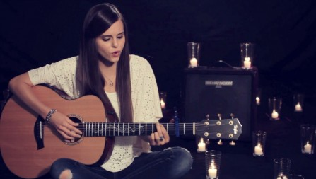 Miley Cyrus Wrecking Ball Covered By Tiffany Alvord Wrecking Ball