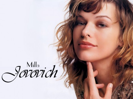 Milla Jovovich Wallpaper Hd Dekstop Ultraviolet