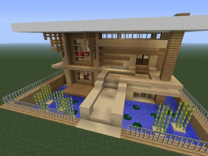 Minecraft House Designs Houses