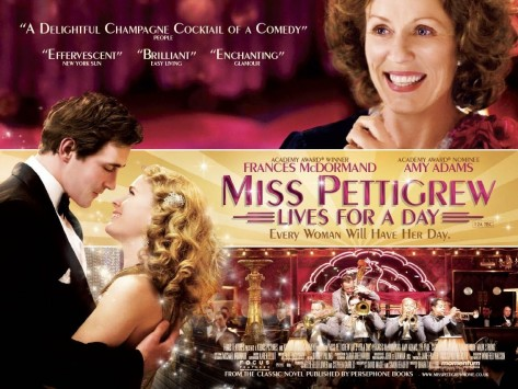 Miss Pettigrew Lives For Day Ver Xlg Dvd