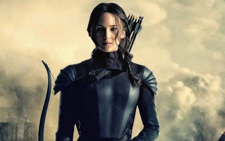 Jennifer Lawrence Hunger Games Mockingjay Part Wallpaper Mockingjay