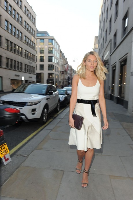 Mollie King Louis Vuitton Launch Party In London June Mollie King