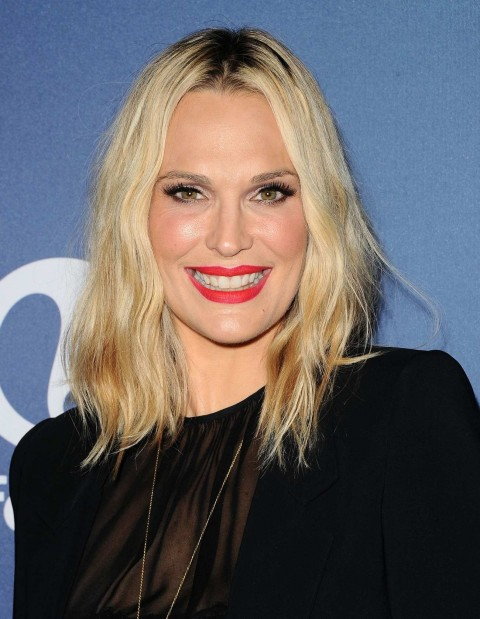 Molly Sims At Varietys Power Of Women Luncheon Molly Sims