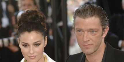 Lan Ape Showbiz Vincent Cassel Monica Bellucci Monica Bellucci
